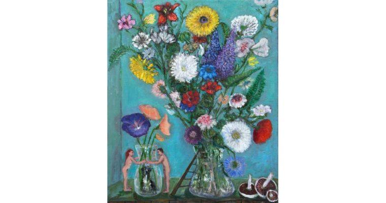 Eric Corne – Le réalisme des anges – 14/03 au 18/04 – Galerie Patricia Dorfmann, Paris