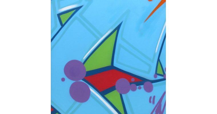 John CRASH Matos – Genesis 07/03 au 04/04 – Speerstra Gallery Paris