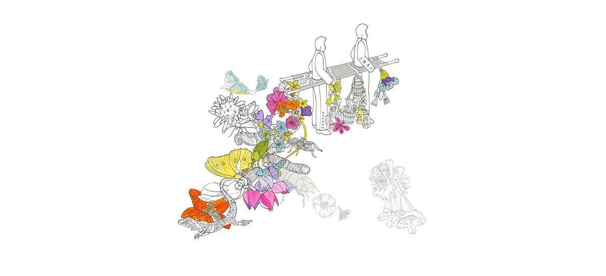 Lucy + Jorge Orta – Orta Drawing Lab, Laboratoire de dessin – 13/03 au 20/05 – Drawing Lab, Paris