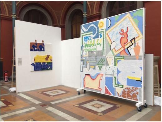 Maximilien Pellet_exposition Certains les imaginent ainsi_Double V Gallery_Marseille