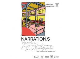 NARRATION.S – 06/03 au 27/03 –  Lavallée, Molenbeek saint-Jean