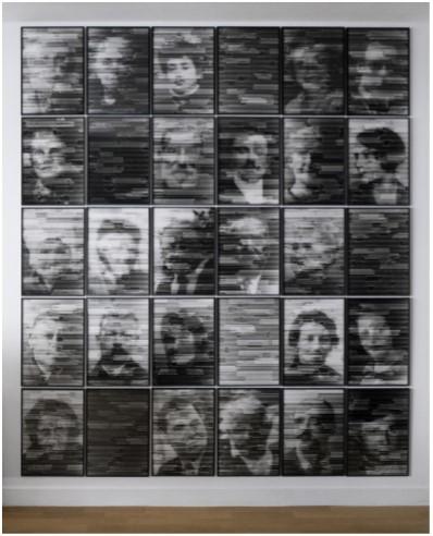 Vincent Lemaire_galerie dix9 paris