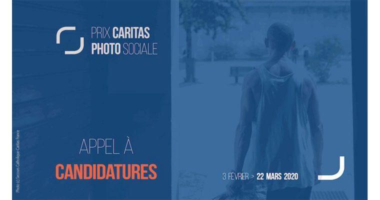 APPEL A CANDIDATURE NOUVEAU PRIX PHOTO PRIX CARITAS PHOTO SOCIALE