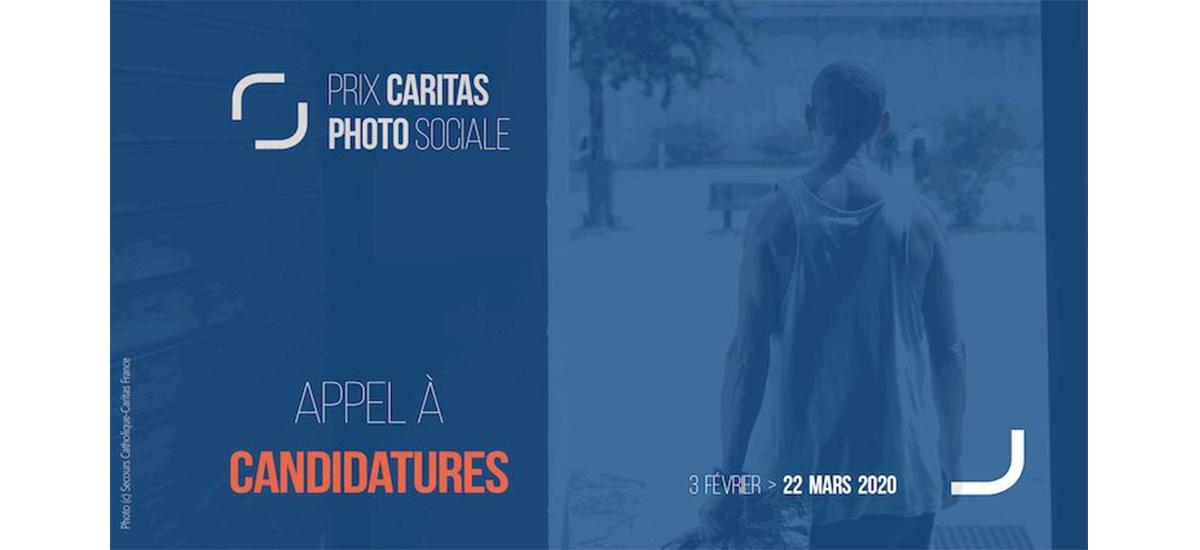 ▷29.03 – APPEL A CANDIDATURE NOUVEAU PRIX PHOTO PRIX CARITAS PHOTO SOCIALE