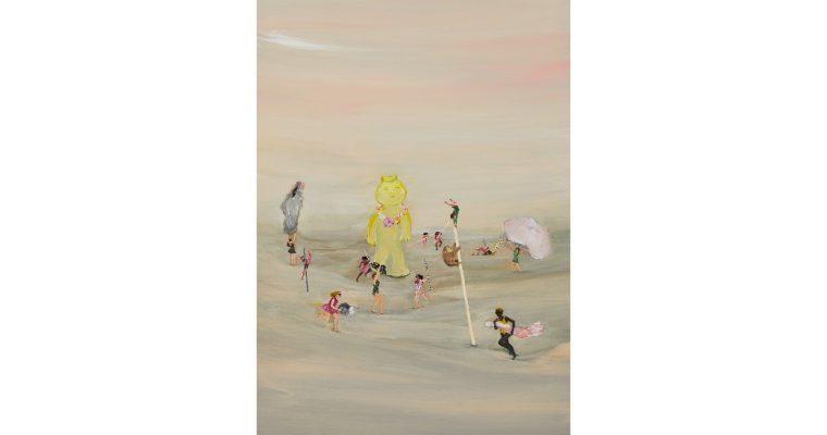 Ouvrages de dames III – 19/03 au 04/04 – Galerie Valérie Delaunay, Paris