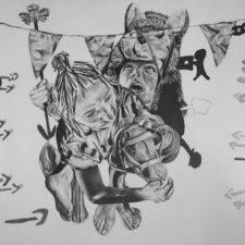 Anaïs Prouzet – Toute ma vie Pour toujours – 05/06 au 18/07 – Galerie Robet Dantec, Belfort