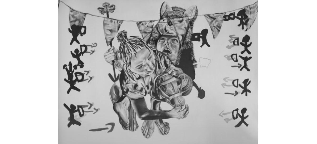 Anaïs Prouzet – Toute ma vie Pour toujours – Galerie Robet Dantec, Belfort