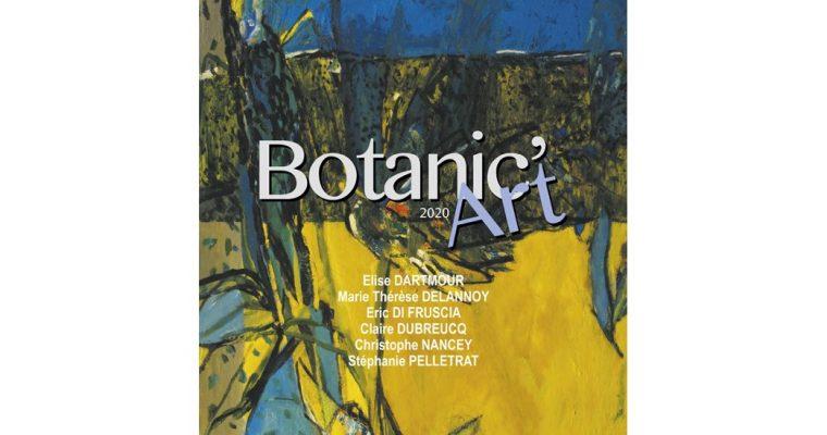 BOTANIC'ART – CENTRE D'ART LA FALAISE, COTIGNAC