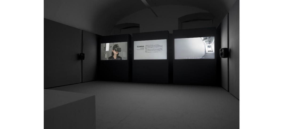 Gabriela Löffel – Inside – 29/02 au 21/06 – Centre d'Art Contemporain Yverdon-les-Bains, Suisse