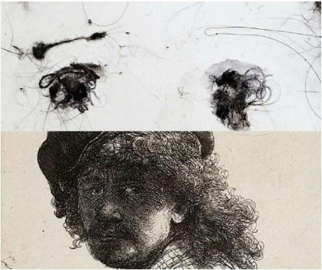 LIONEL SABATTE- REMBRANDT_LE 1111_Galerie Céline Moine_Laurent Giros_Lyon