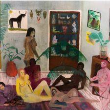 Paintings in Paintings – 28/05 au 18/07 – Monteverita, Paris
