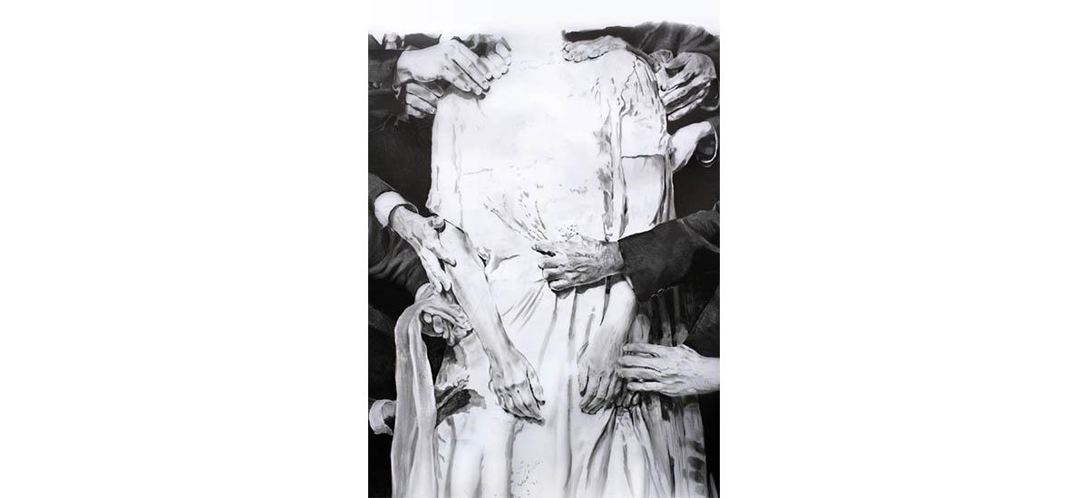 SARAH JEROME – PRINTEMPS – 11.07 au 29.08 – GALERIE VACHET-DELMAS SAUVE