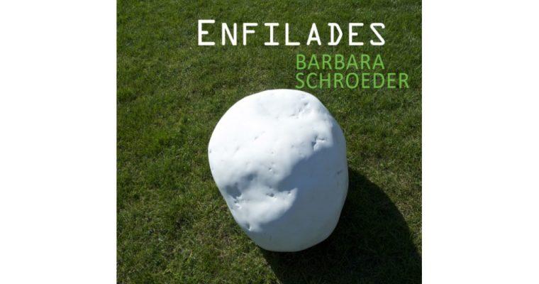 Barbara Schroeder – Enfilades – 05/06 au 19/07 –  Prieuré de Pont Loup – Moret sur Loing