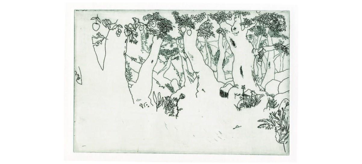 Frédéric Coché  – Quelques histoires de Nibelungen – Galerie la Ferronnerie, Paris