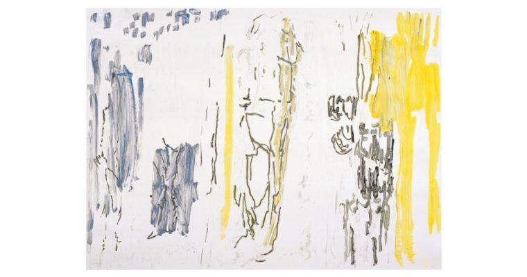 Per Kirkeby – gravures et monotypes – Galerie Catherine Putman, Paris