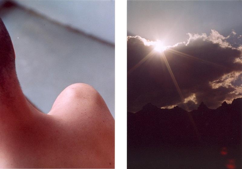 exposition L'Arc-en-ciel de la gravité_Georges Tony Stoll_L'Etranger 2003_Thomas Pynchon_The Rainbow's Gravity 1973_courtoisie Galerie Poggi