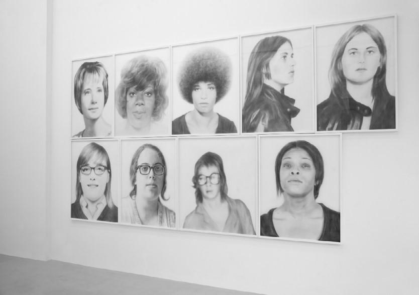 exposition METEOROIDES_XHC Minor Street_Brigitte Zieger
