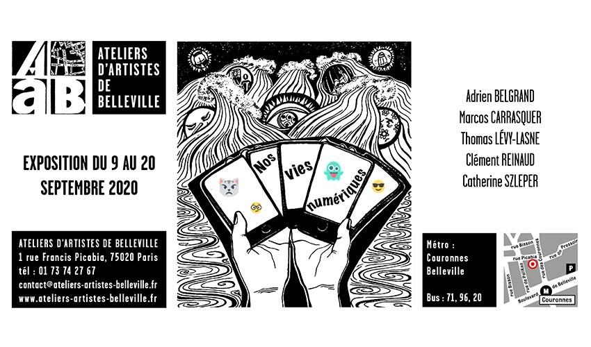 Les Ateliers d'artistes de Belleville