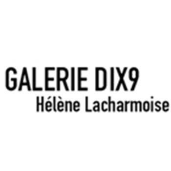 GALERIE DIX9 Hélène Lacharmoise