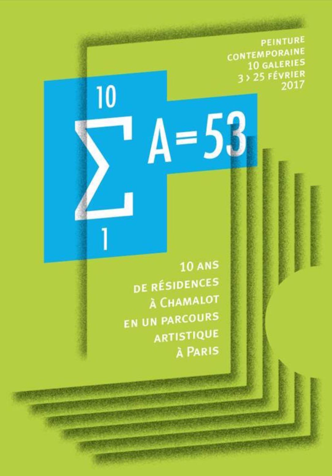 10 ANS DE RÉSIDENCE À CHAMALOT EN UN PARCOURS ARTISTIQUE