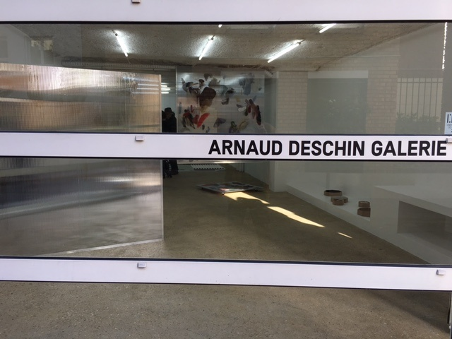 [VISITE D'EXPO] 27.04 – POINTS CONDUCTEURS de POINT CONTEMPORAIN – Visite de l'exposition de SOPHIE KITCHING