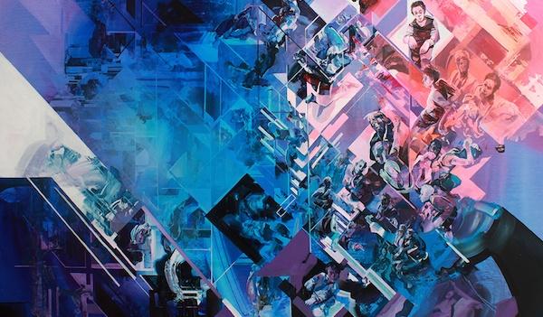 [EXPOSITION] 21/10 ▷ 18/11 – Robert Proch – Scroll Era – Galerie Openspace – Paris