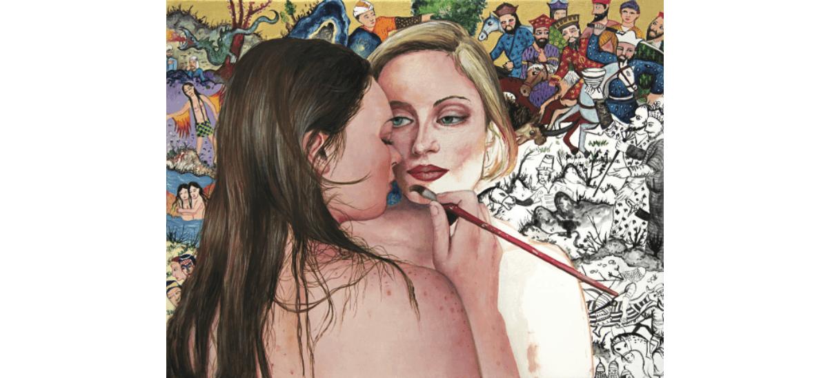 [EXPOSITION] 12/01 ▷ 03/03 – Nazanin Pouyandeh – Ruines & Plaisirs – Galerie Sator – Paris