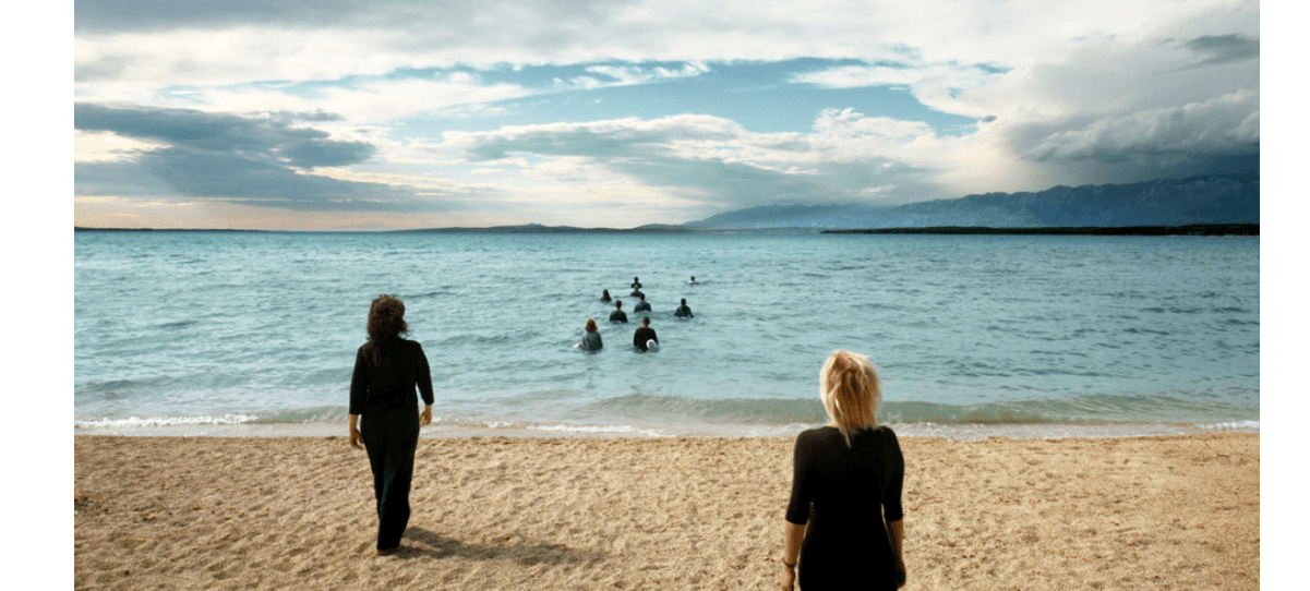 [EXPOSITION] 27/01 ▷ 24/02 – GORAN ŠKOFIĆ – On the beach – Galerie Dix9 Paris