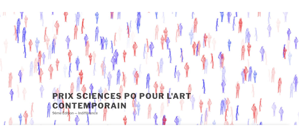 ▷18/02 – APPEL À CANDIDATURES 9E ÉDITION PRIX SCIENCES PO POUR L'ART CONTEMPORAIN