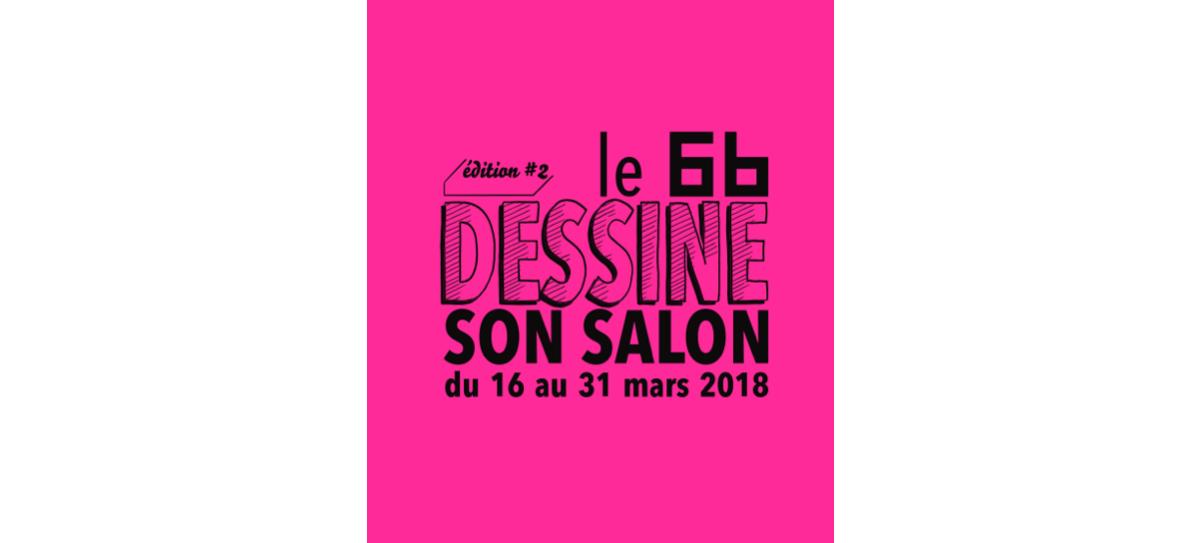 16▷31/03 – LE 6B DESSINE SON SALON #2 – LE 6B SAINT-DENIS