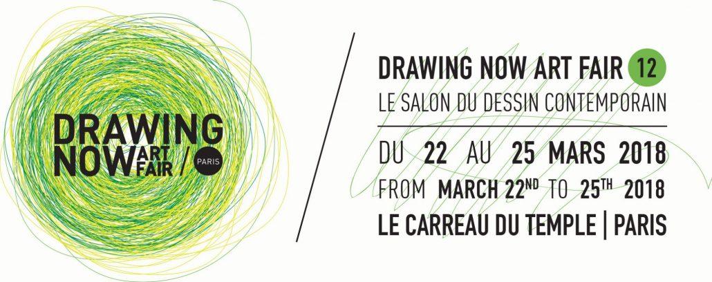 22▷25/03 – DRAWING NOW PARIS – LE SALON DU DESSIN CONTEMPORAIN