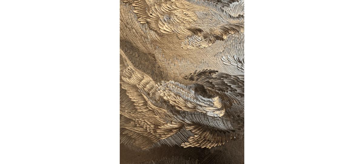 17/03▷12/05 – ANNE GAISS– SPLENDOR SOLIS – GALERIE VIRGINIE LOUVET PARIS