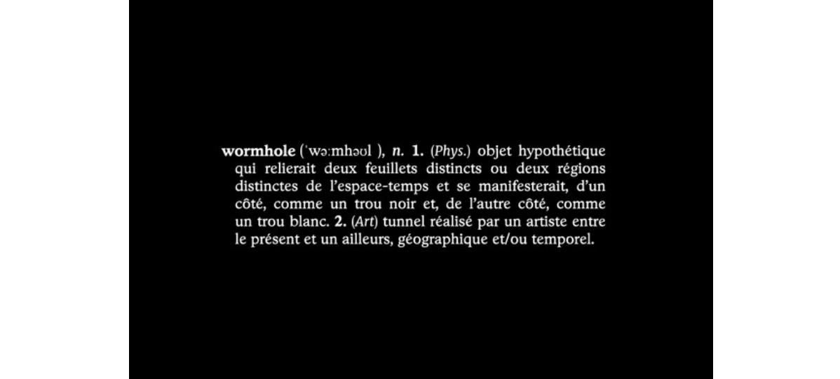 15/03▷27/04 – WORMHOLE.S #1 ET #2 – GALERIE LAURE ROYNETTE & LA RUCHE PARIS