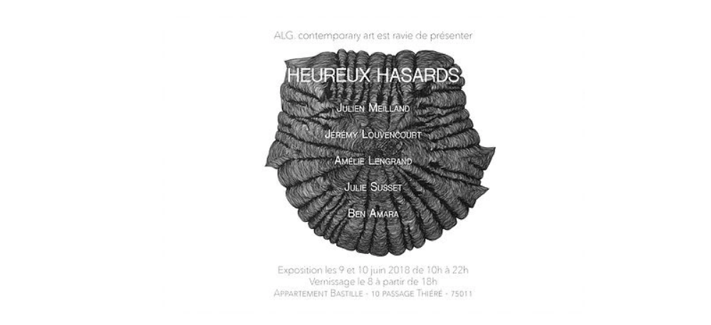 09 & 10/06 – HEUREUX HASARDS – L'APPARTEMENT BASTILLE PARIS