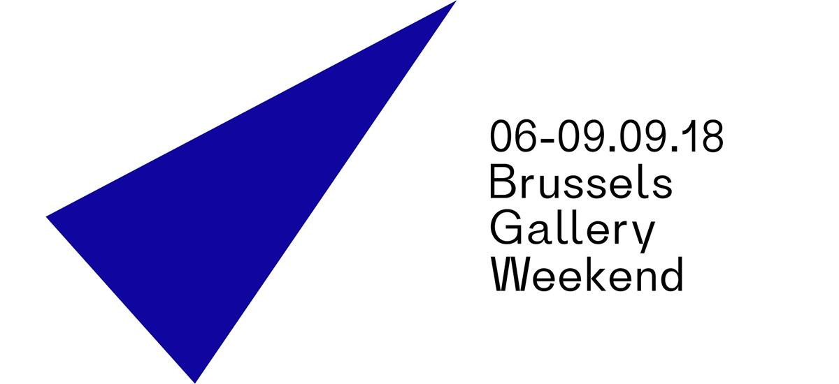 06▷09/09 – Brussels Gallery Weekend