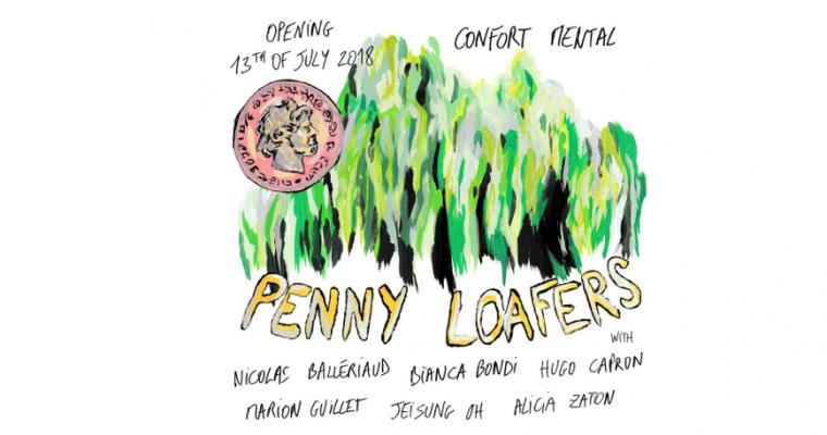 13/07 – PENNY LOAFERS – CONFORT MENTAL PARIS
