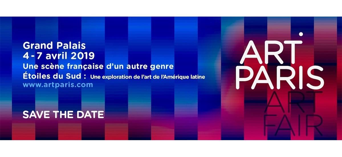 04 AU 07/04 – ART PARIS ART FAIR 2019