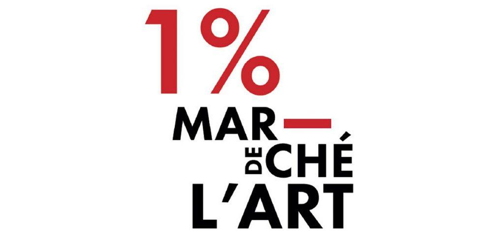 APPEL À PROJET - 1 % MARCHÉ DE L'ART - AIDE À LA PRODUCTION ARTISTIQUE
