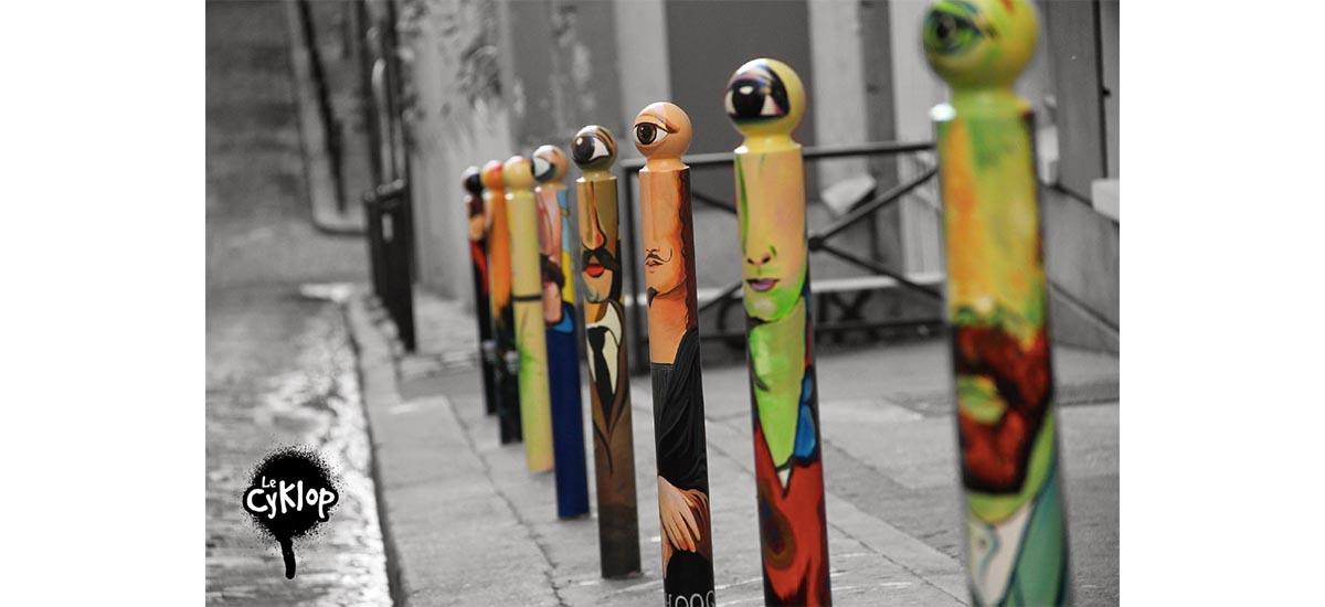 ▷19/04 – APPEL À CANDIDATURES Workshop Street art / mobiliers urbain