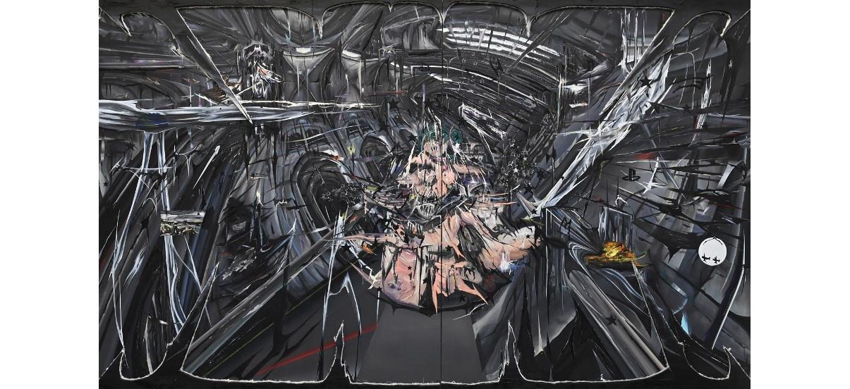 Pierre Aghaikian – Burn The Witch – 31/08 au 24/09 – Galerie Isabelle Gounod, Paris