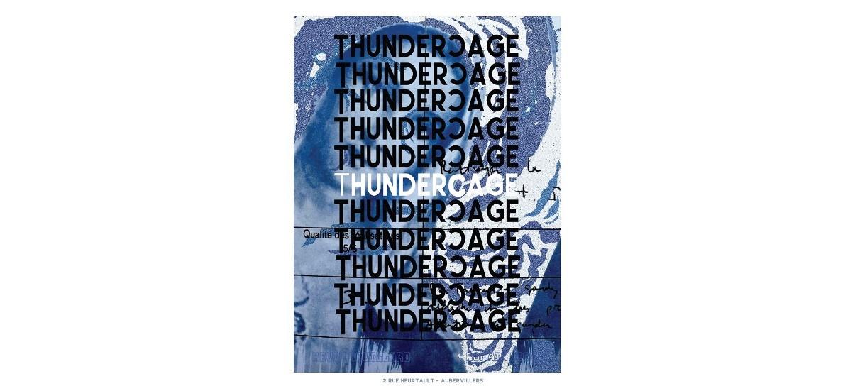 Kevin Rouillard vs Romain Vicari – ThunderCage 6 – 15/09 – Aubervilliers