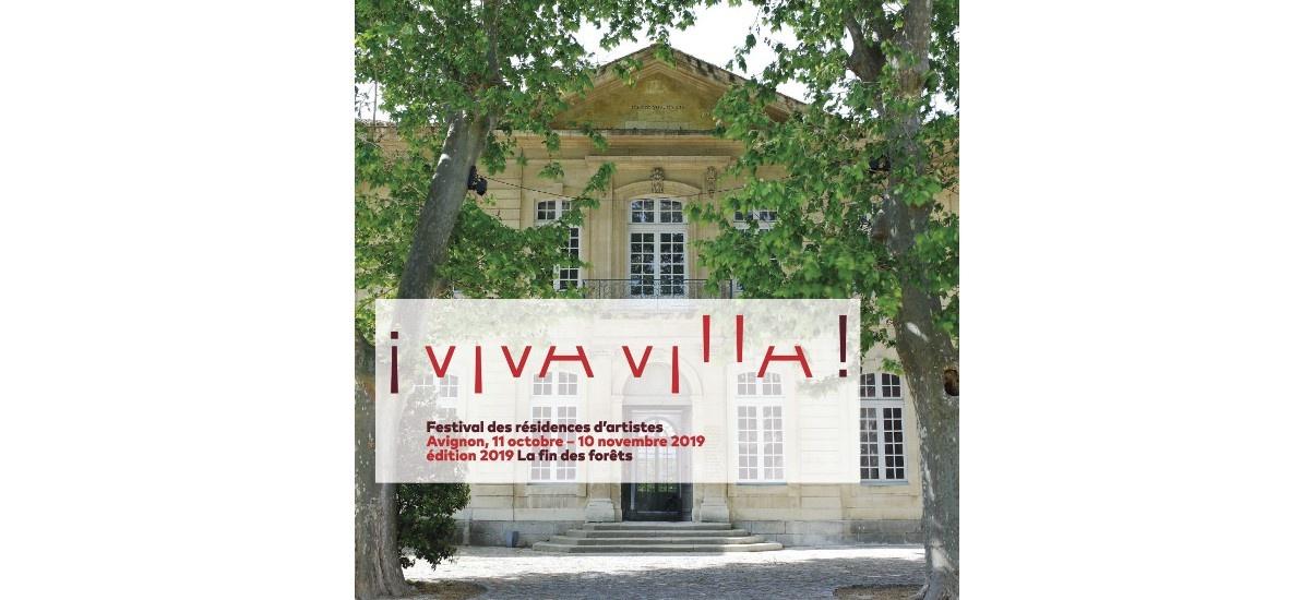 Festival ¡Viva Villa! – 11/10 au 10/11 – Collection Lambert, en Avignon