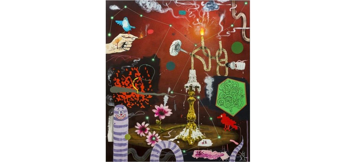 Dan Brault – Sampling – 30/11 au 11/01 – Galerie Isabelle Gounod, Paris