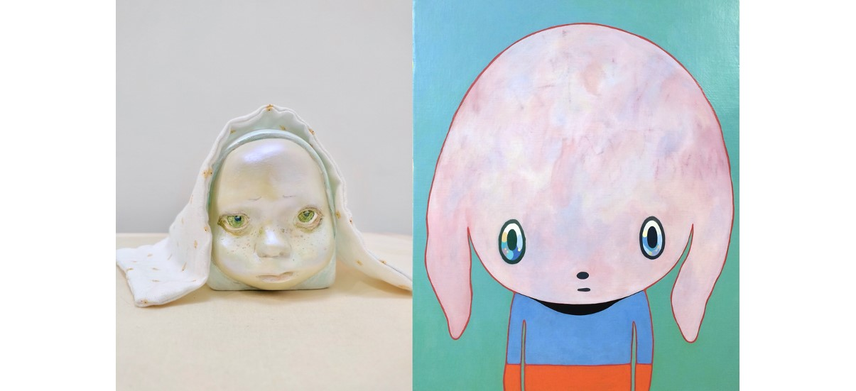 Ryoichi Yamazaki & Maiko Kobayashi – Don't look at me ! – 04/12 au 11/01 – Pierre-Yves Caër Gallery, Paris