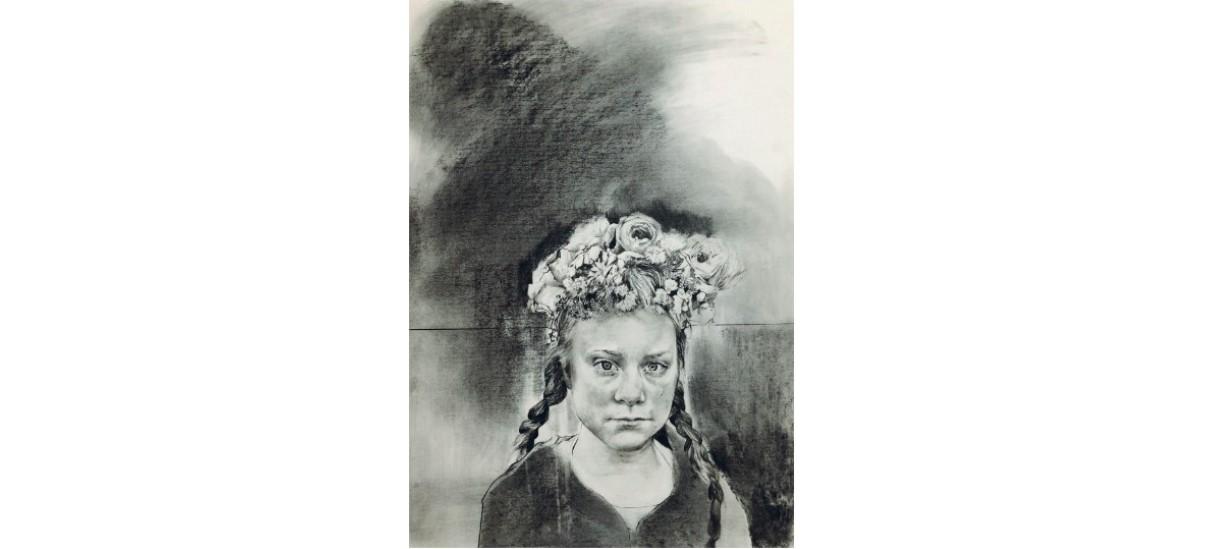 Magdalena Lamri – exposition Avant moi, le déluge – Galerie du Crochetan, Monthey – Suisse