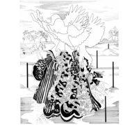 CHOUROUK HRIECH – « … ET DES ÉCHELLES POUR LES OISEAUX » – 16/05 AU 18/07 – GALERIE ANNE-SARAH BÉNICHOU PARIS