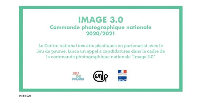 ▷31/05 – APPEL À CANDIDATURES COMMANDE PUBLIQUE « IMAGE 3.0 »