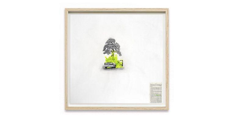 Ludovic Vernhet – Dessine-moi un mouton – 04/07 au 22/08 – Danysz Gallery, Paris