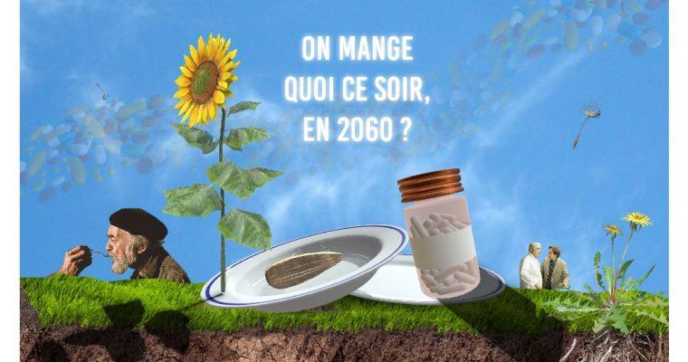 On mange quoi ce soir, en 2060 ? – 11/07 au 26/09 – La cuisine centre d'art et de design de Nègrepelisse