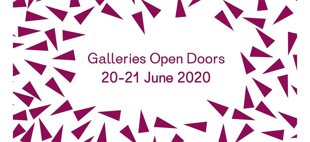 GALLERIES OPEN DOORS – BRUSSELS